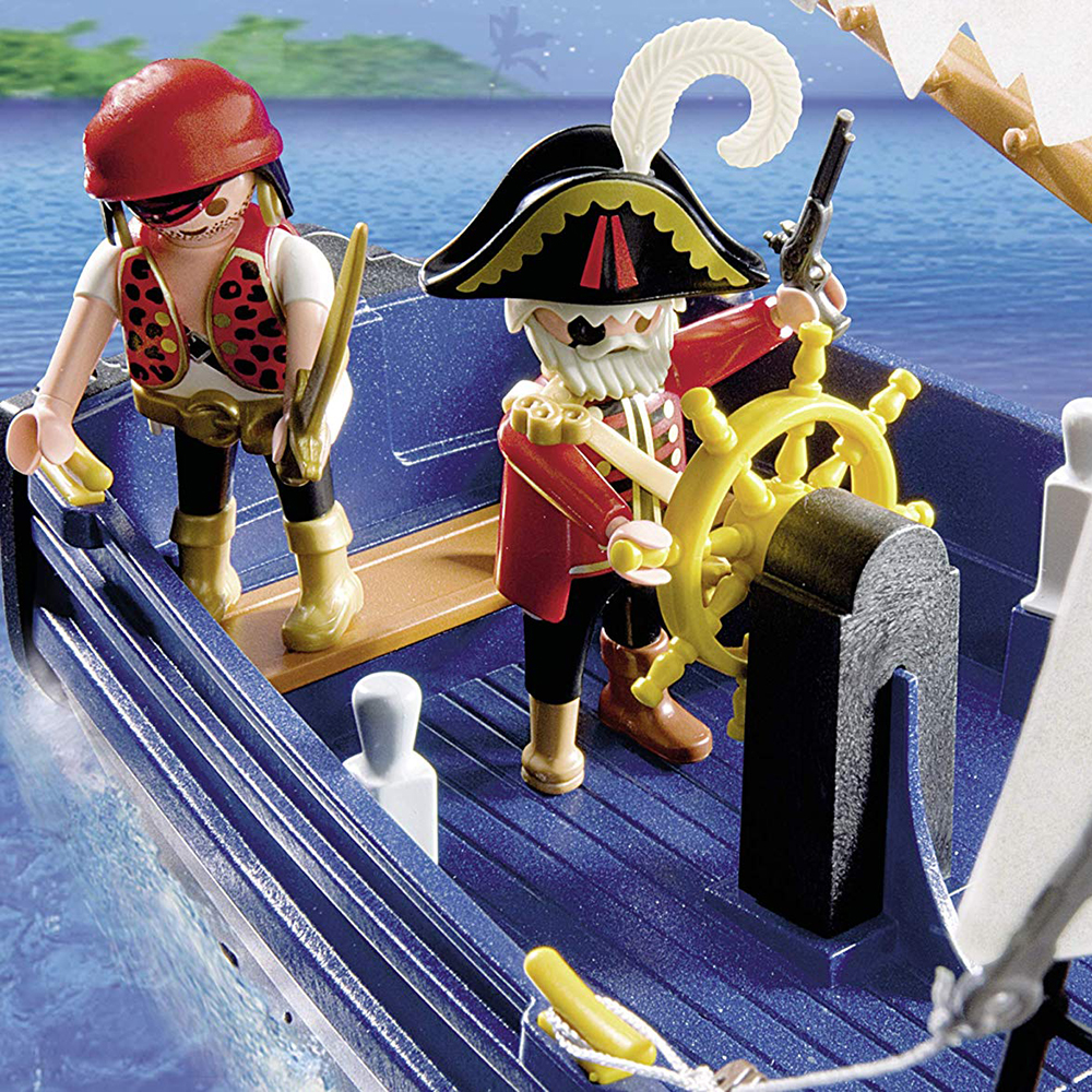 Picture of Playmobil Pirate Corsair Set