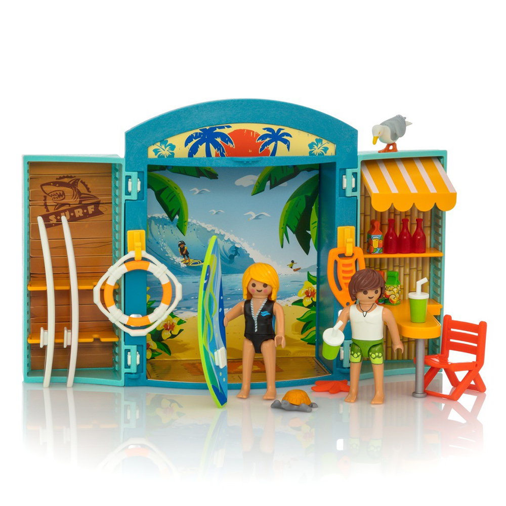 Picture of Playmobil City Life Surf Shop
