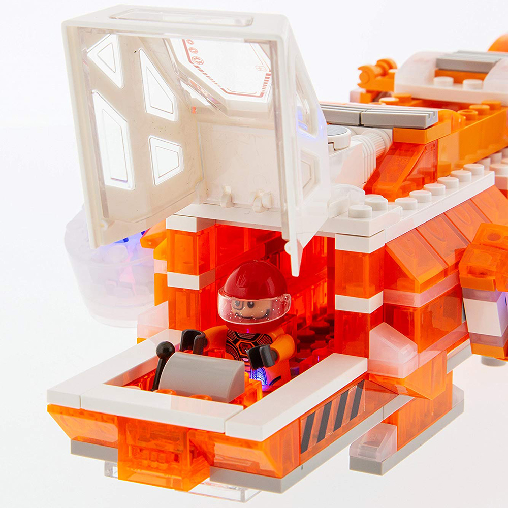 Picture of Laser Pegs: Mars Shuttle