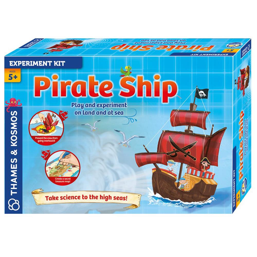 Picture of Experiment Kit Pirate Ship