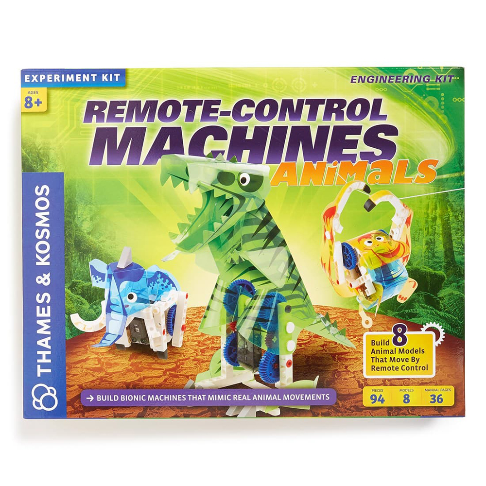 Picture of Experiment Kit Remote-Control Machine Animals