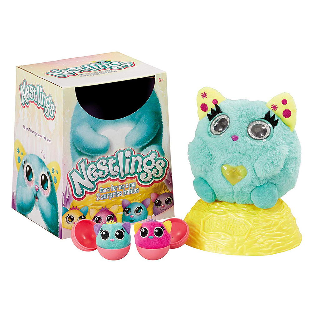 Picture of Nestlings Interactive Pet
