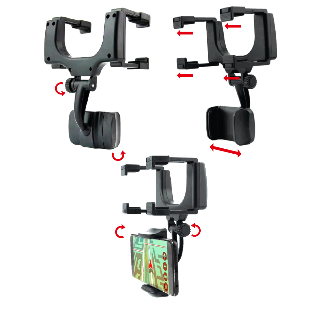 Picture of CarStore: Rear View Mirror Mount