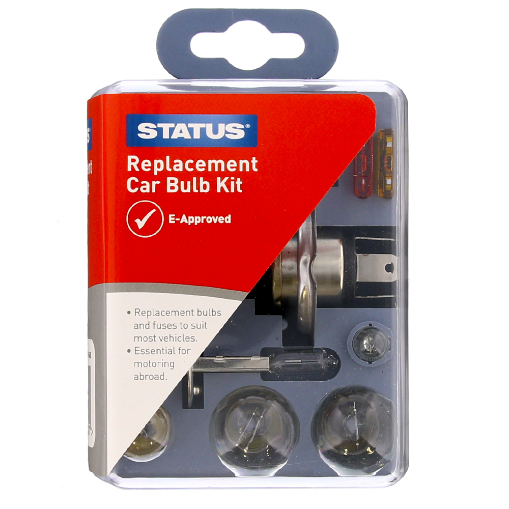 Picture of Status: Replacement Car Bulb Kit