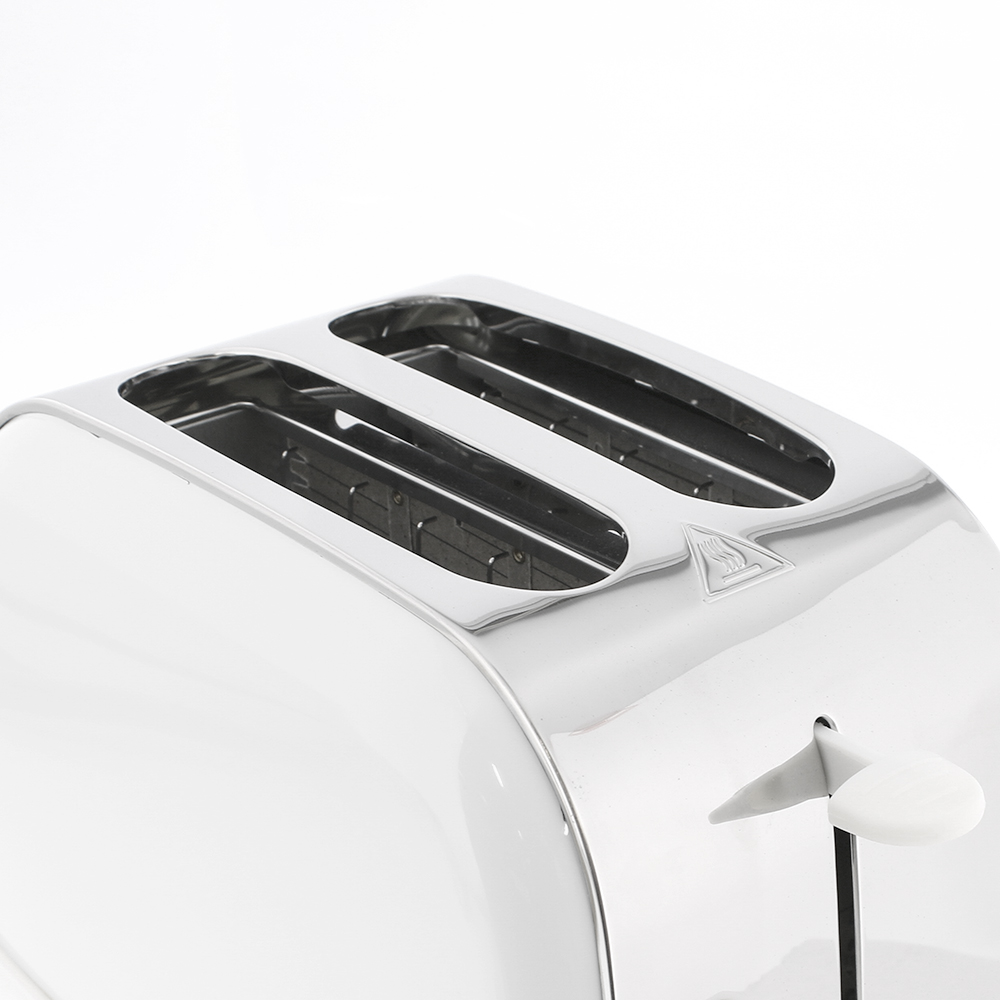 Picture of Shades 2 Slice Wide Slot Toaster (White)