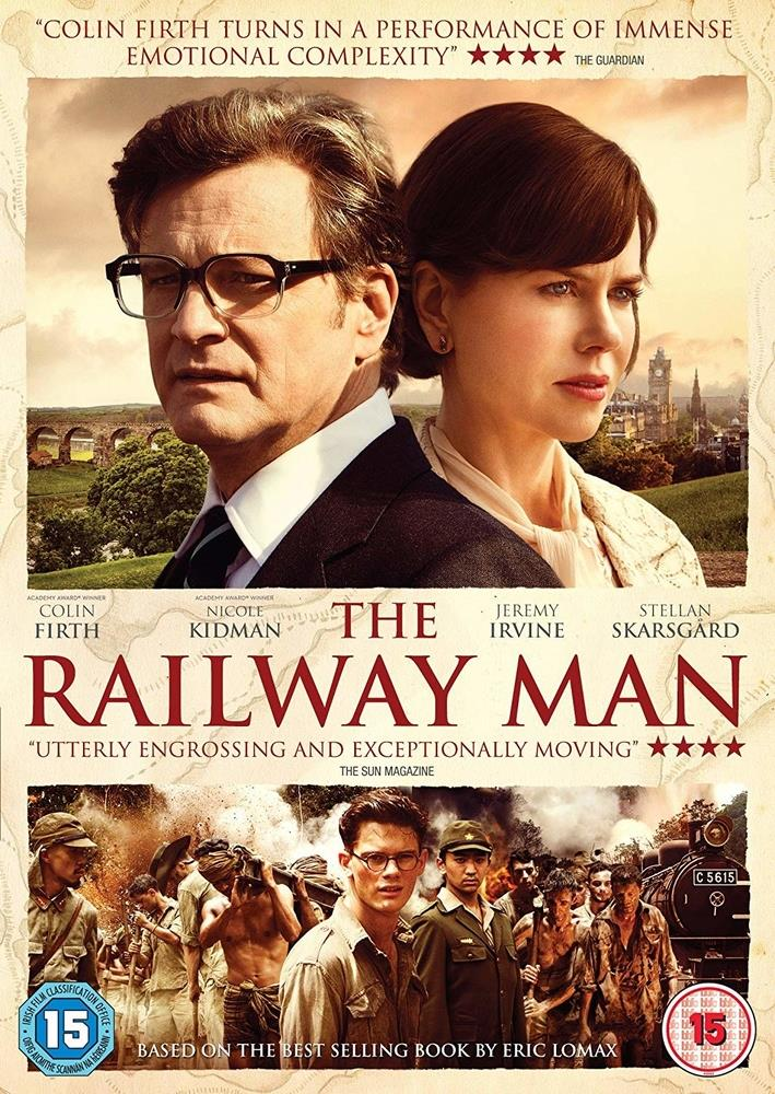 Picture of The Railway Man DVD