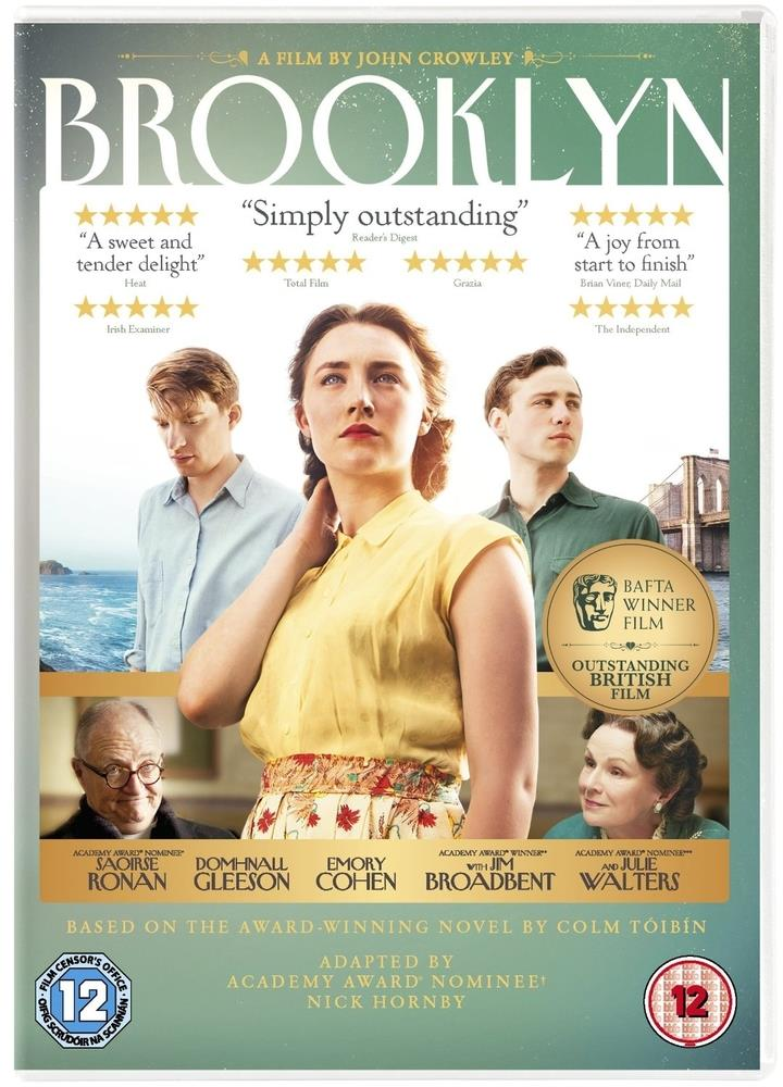 Picture of Brooklyn DVD