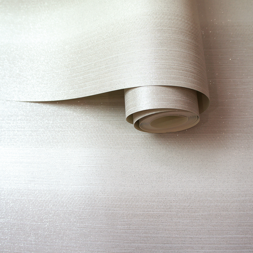 Picture of Statement Textured Wallcoverings: Glitter Ombre Dove