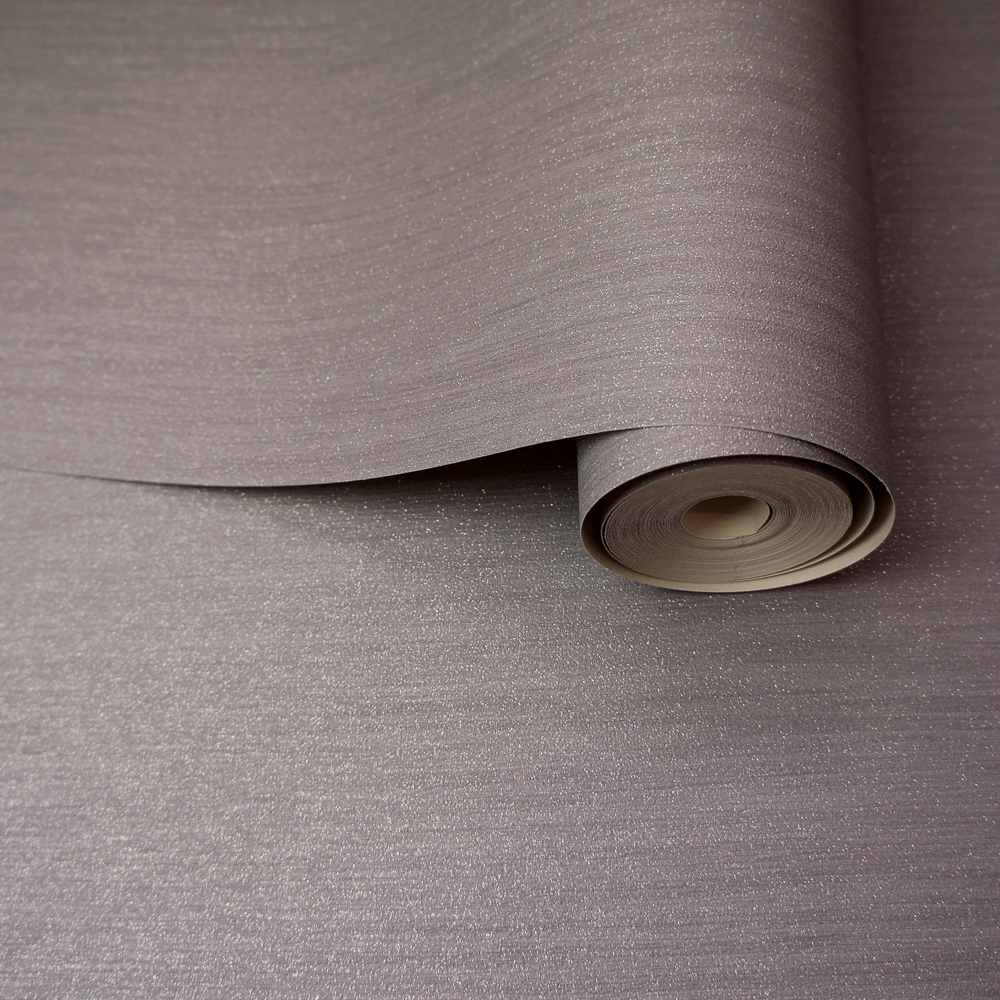 Picture of Statement Vinyl Wallcoverings: Seleina Texture Grey