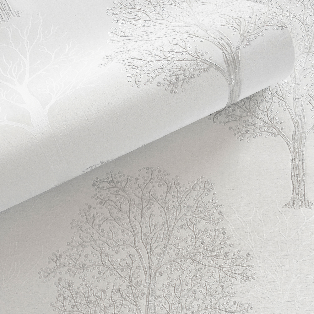 Picture of Opus Wallcovering: Heavyweight Vinyl Chiara Grey