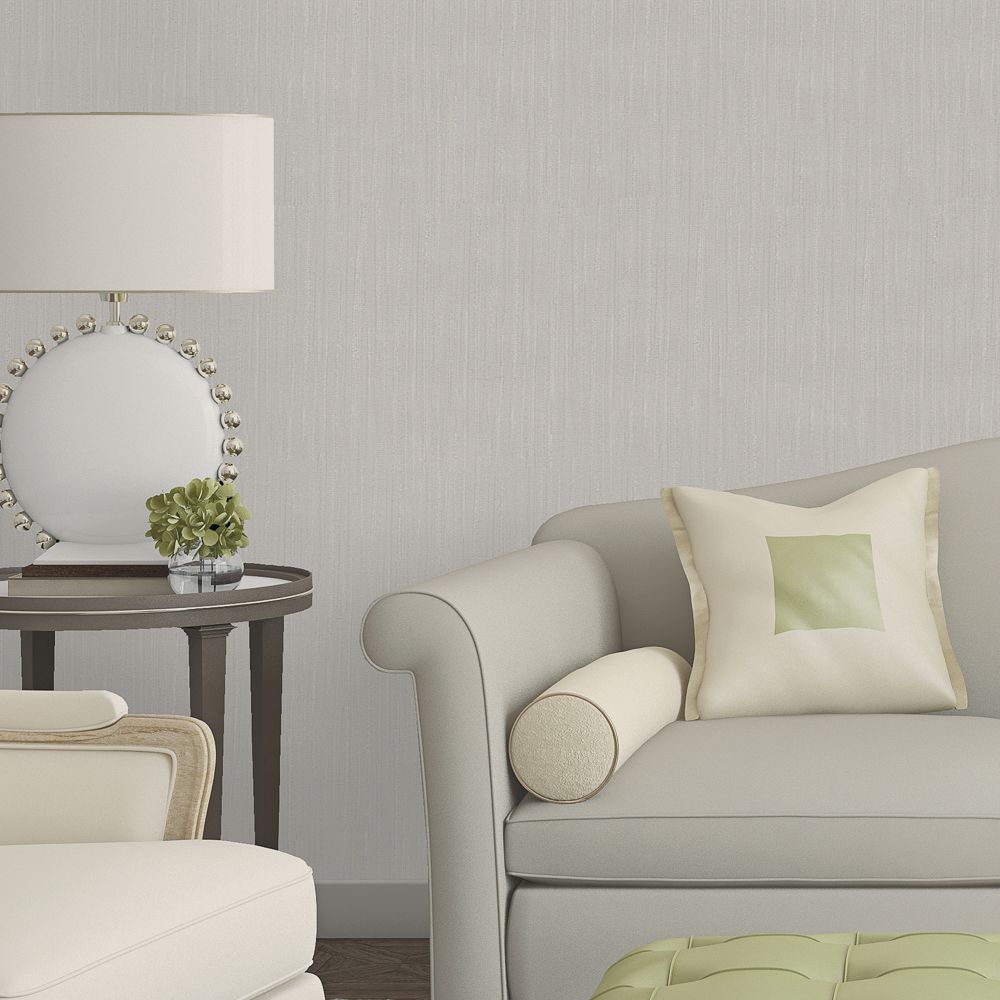 Picture of Opus Wallcovering: Heavyweight Vinyl Fabio Texture Grey