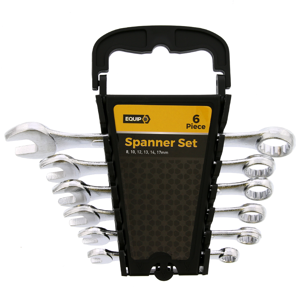 Picture of Equip 6 Piece Spanner Set