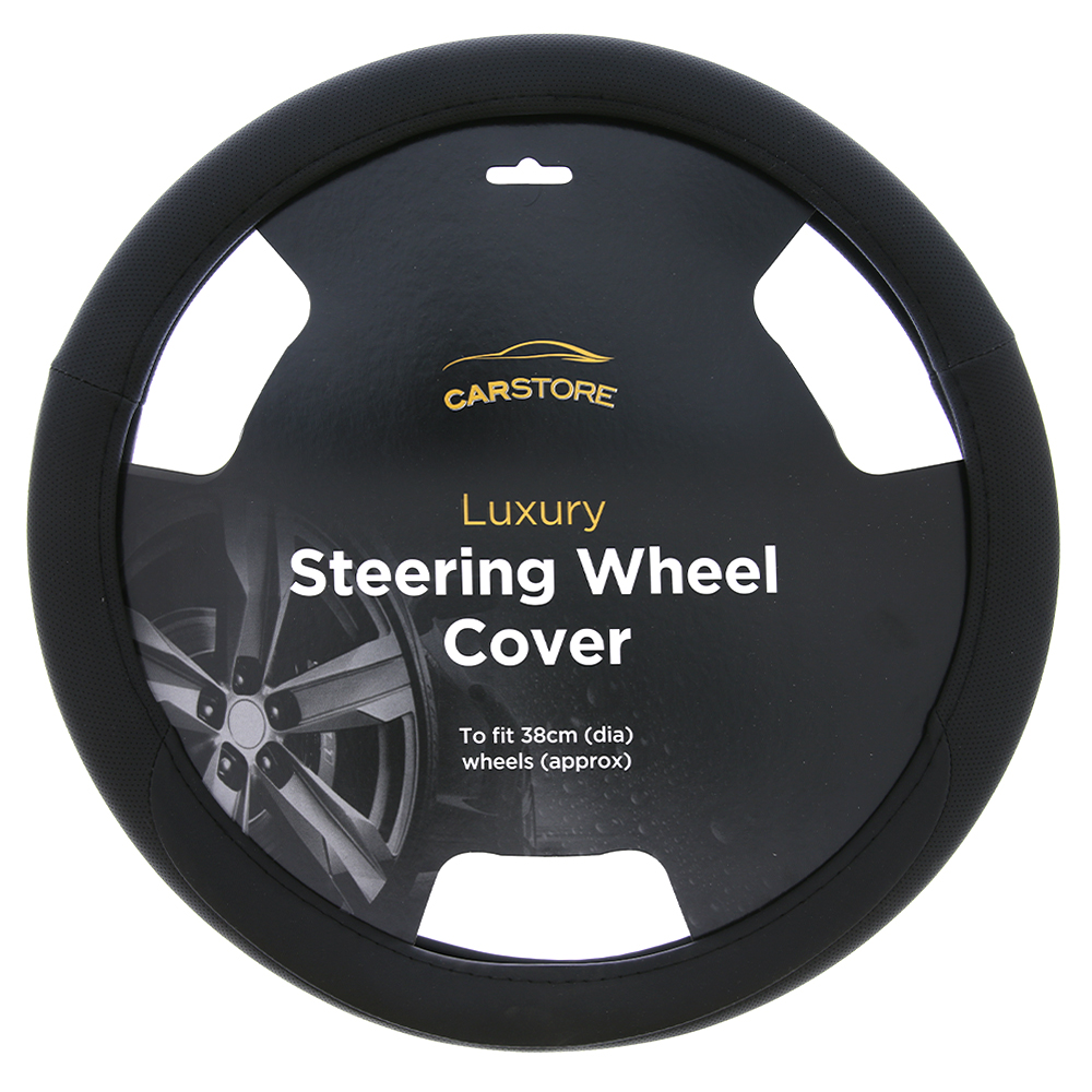 Picture of CarStore: Luxury Steering Wheel Cover