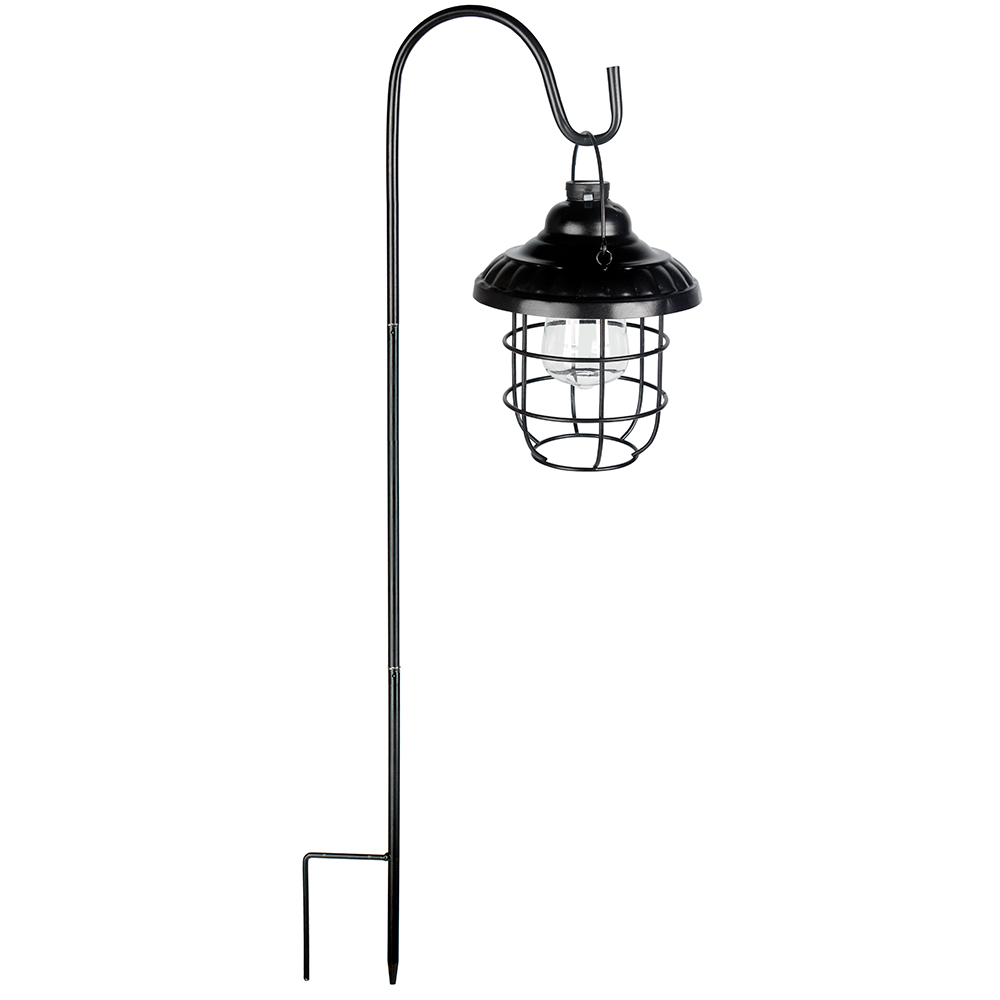 Picture of Firefly: Solar Light Lantern with Shepherd Hook