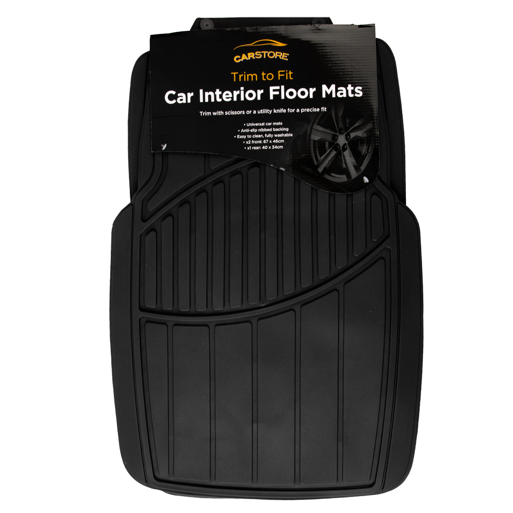 Picture of CarStore: Trim to Fit Car Interior Floor Mats