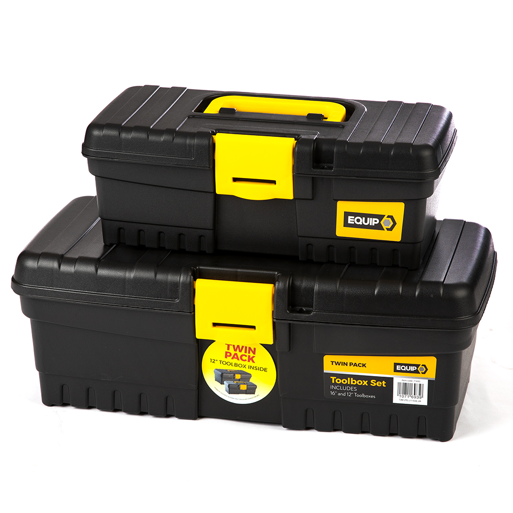 Picture of Equip Toolbox Set: Twin Pack