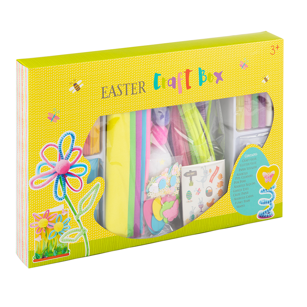 Picture of Easter Craft Box