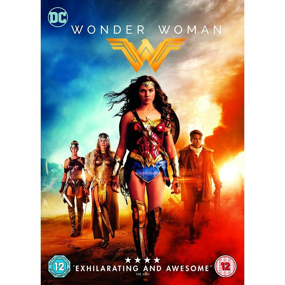 Picture of Wonder Woman DVD
