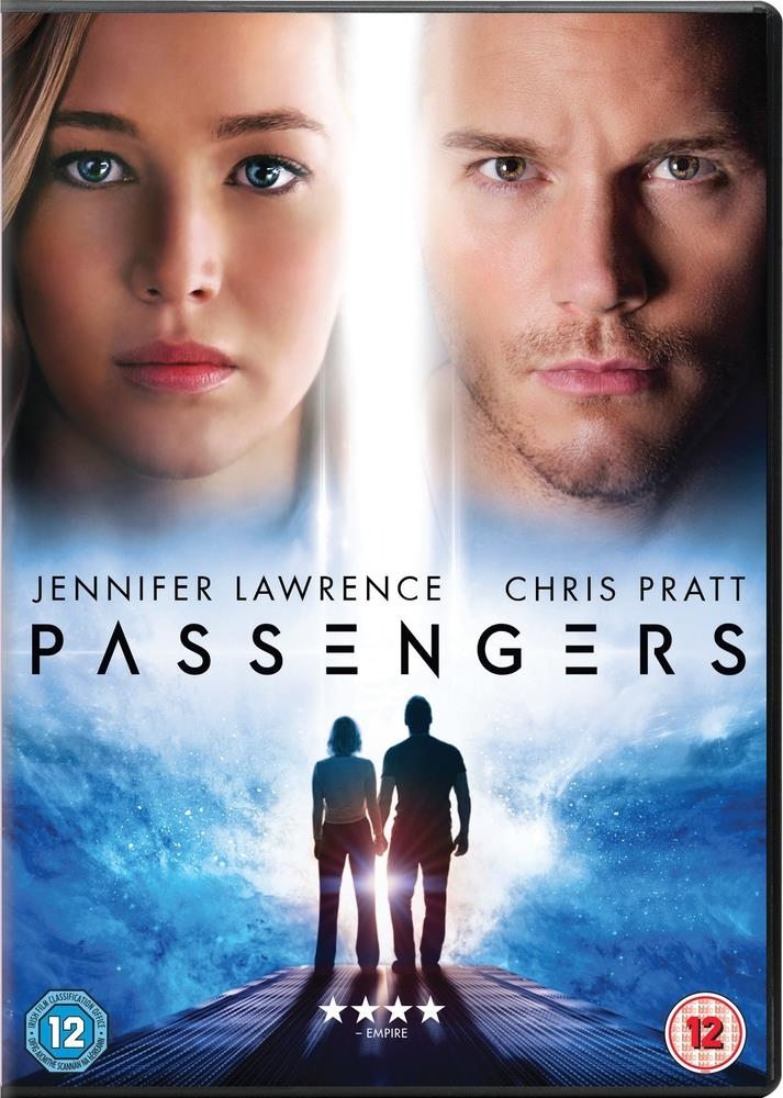 Picture of Passengers DVD