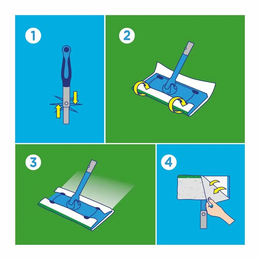 Picture of Flash Speedmop & 6 Speedmop Cloths