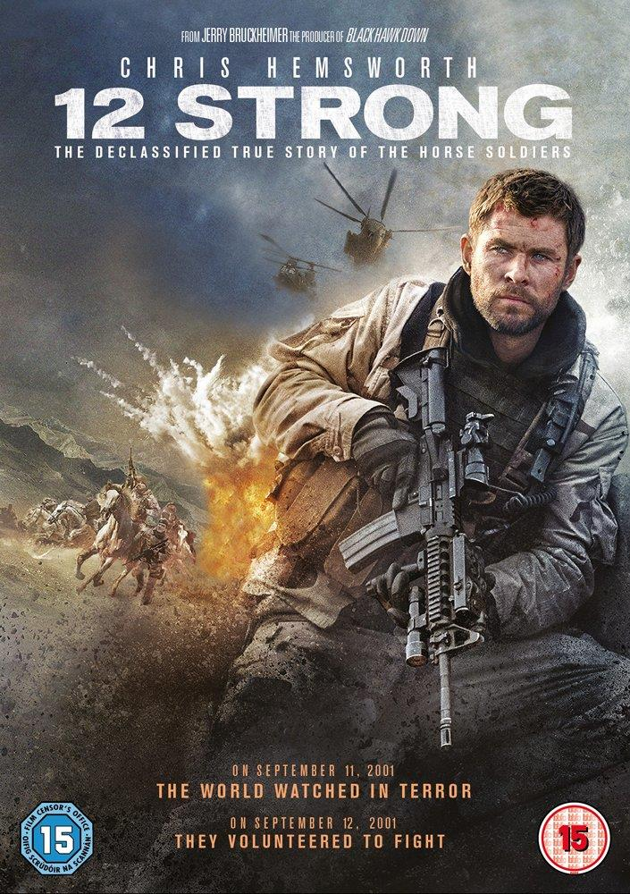 Picture of 12 Strong DVD