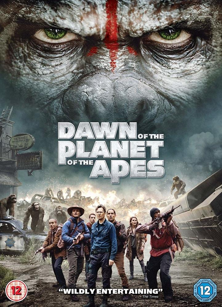 Picture of Dawn of the Planet of the Apes DVD