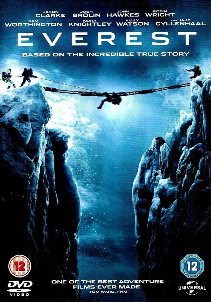 Picture of Everest DVD