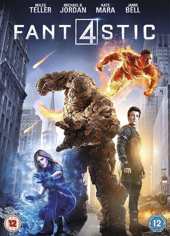 Picture of Fantastic 4 DVD