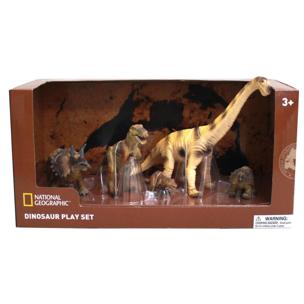 Picture of National Geographic Dinosaur Play Set