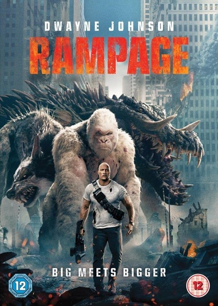 Picture of Rampage DVD