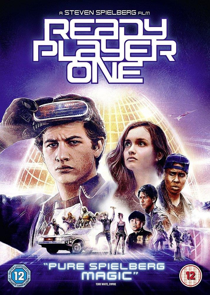 Picture of Ready Player One DVD