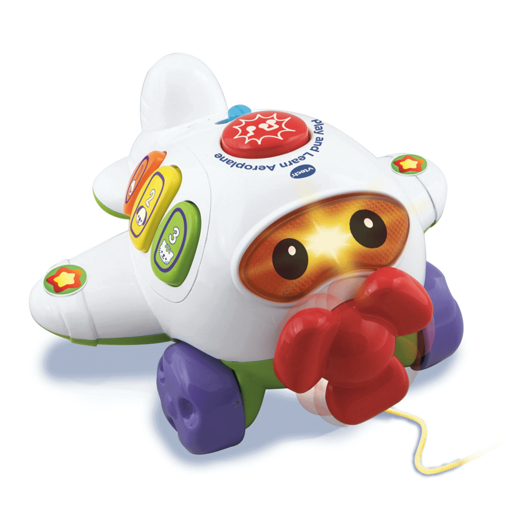 Picture of Vtech Baby Play and Learn Aeroplane