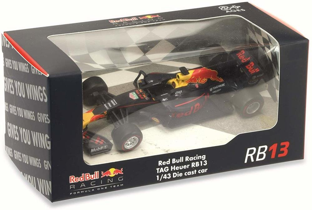 Picture of Red Bull F1 Racing: TAG Heuer RB13 1/43 Die Cast Car