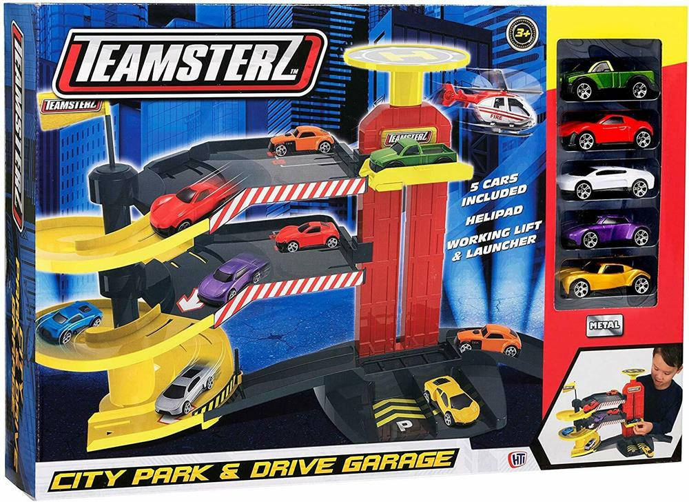 Picture of Teamsterz City Park & Drive Garage