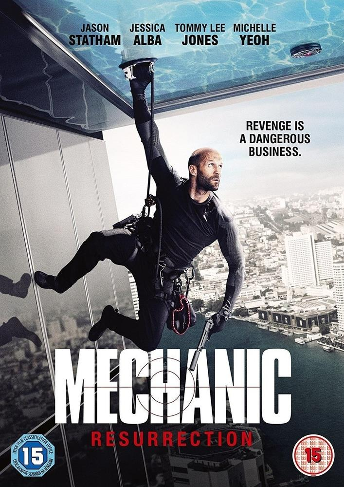 Picture of The Mechanic: Resurrection DVD