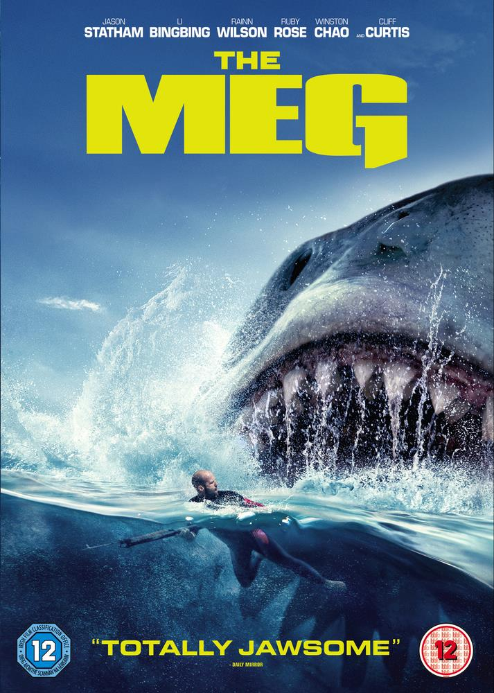Picture of The Meg DVD