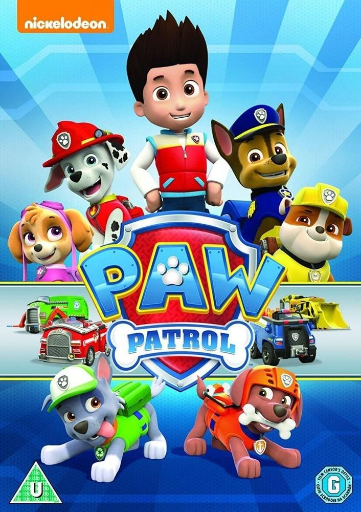Picture of Paw Patrol DVD