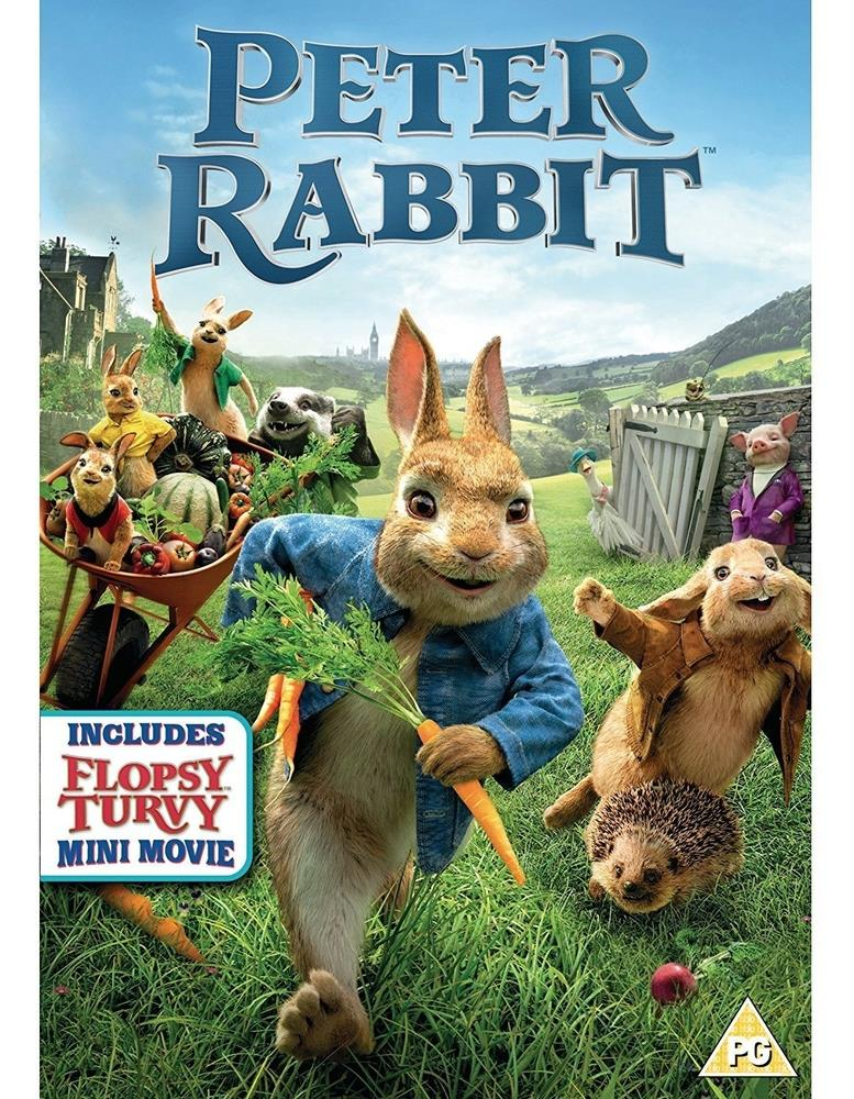 Picture of Peter Rabbit DVD