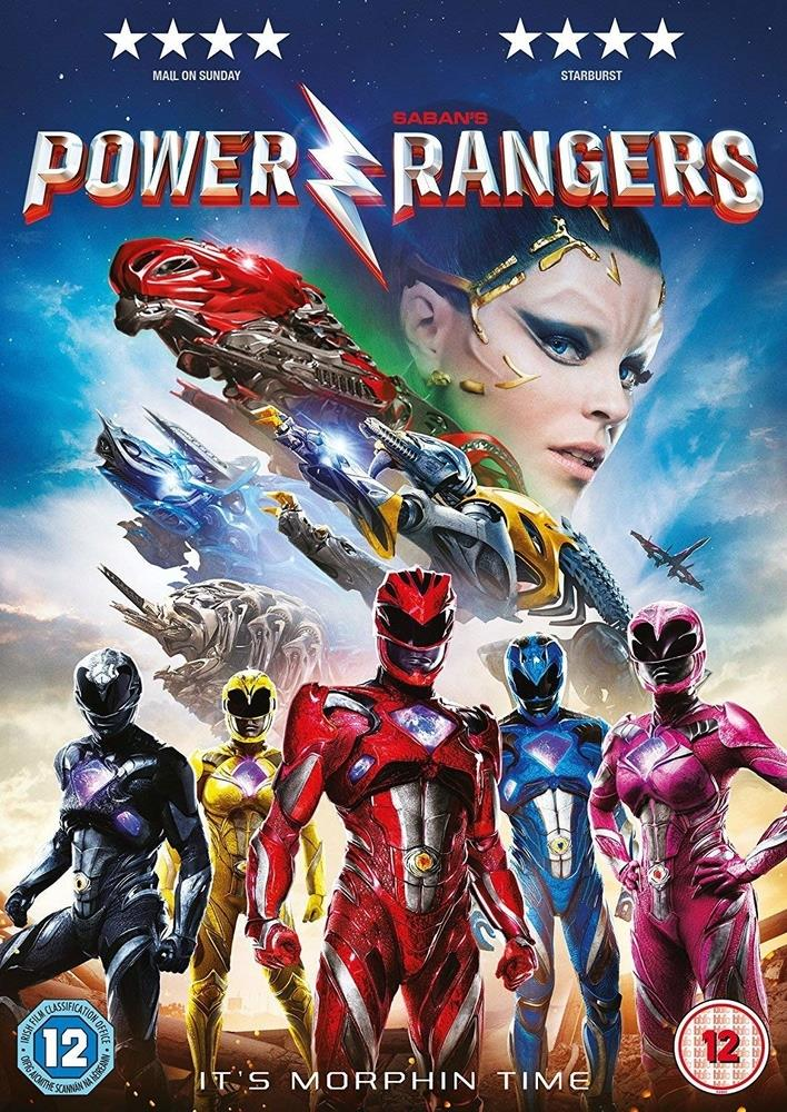 Picture of Saban's Power Rangers DVD