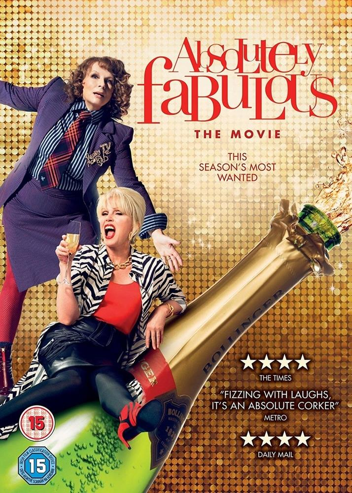 Picture of Absolutely Fabulous: The Movie DVD