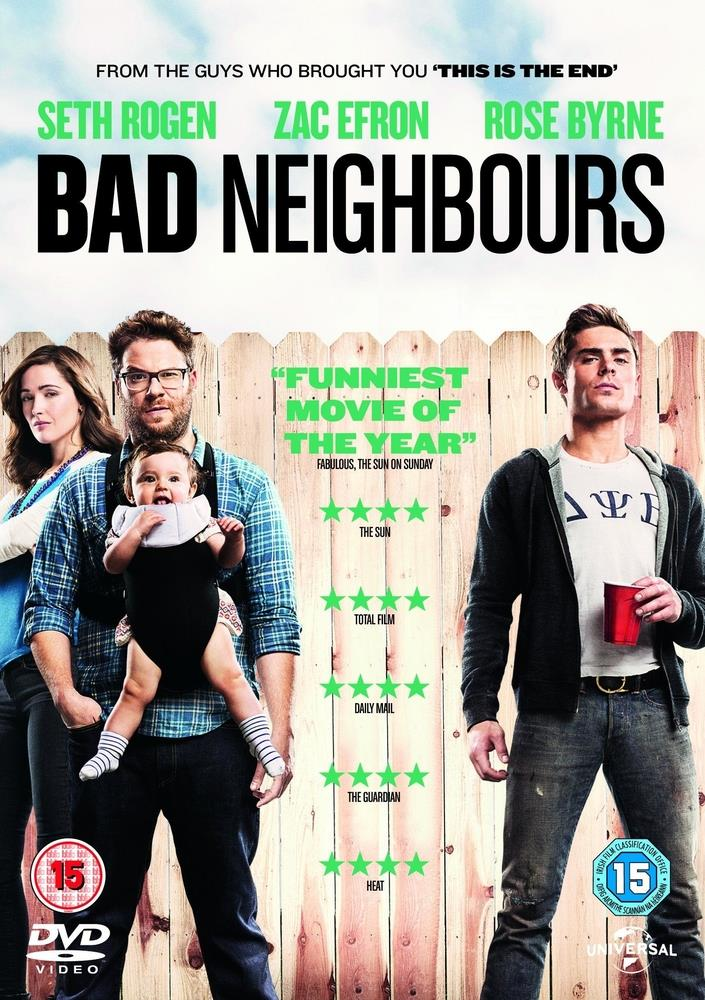 Picture of Bad Neighbours DVD