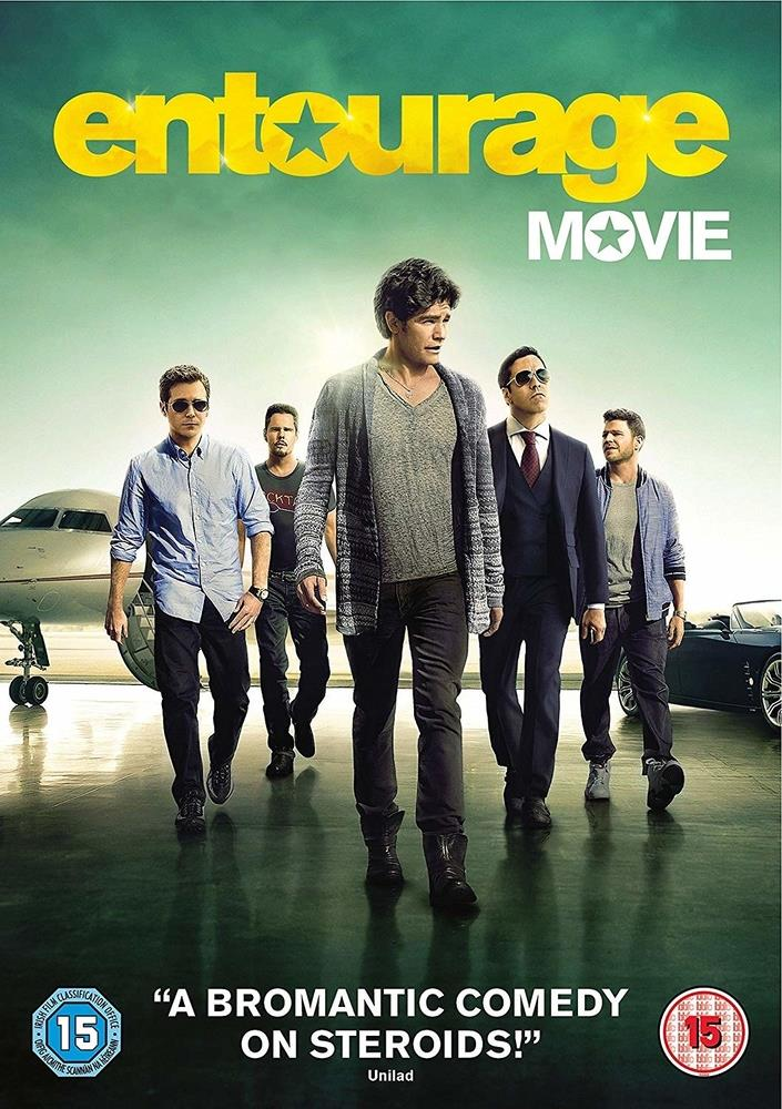 Picture of Entourage the Movie DVD