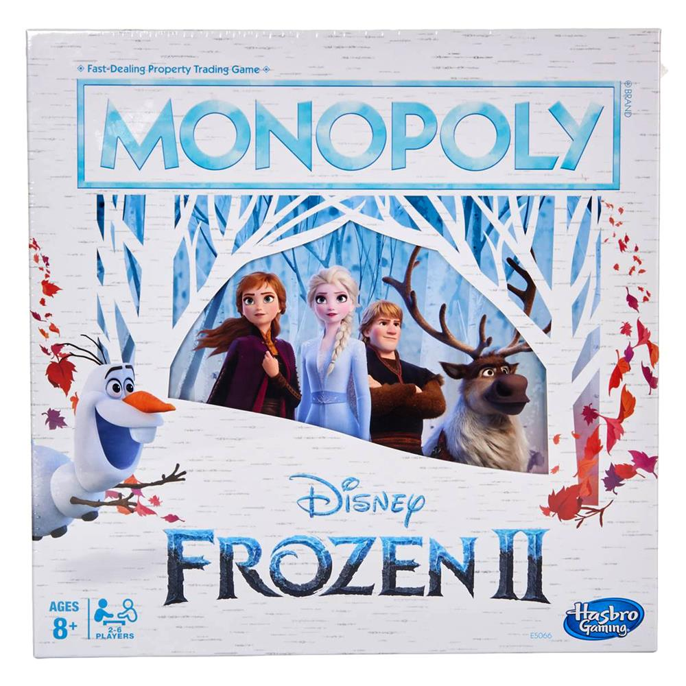 Picture of Frozen II Monopoly