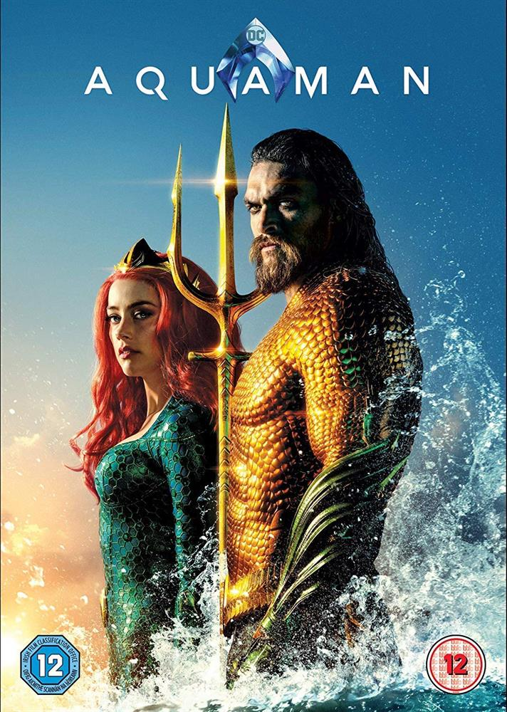 Picture of Aquaman DVD