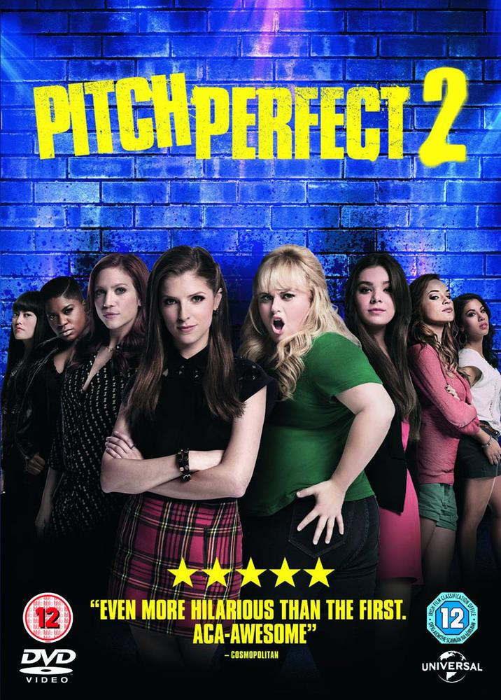 Picture of Pitch Perfect 2 DVD