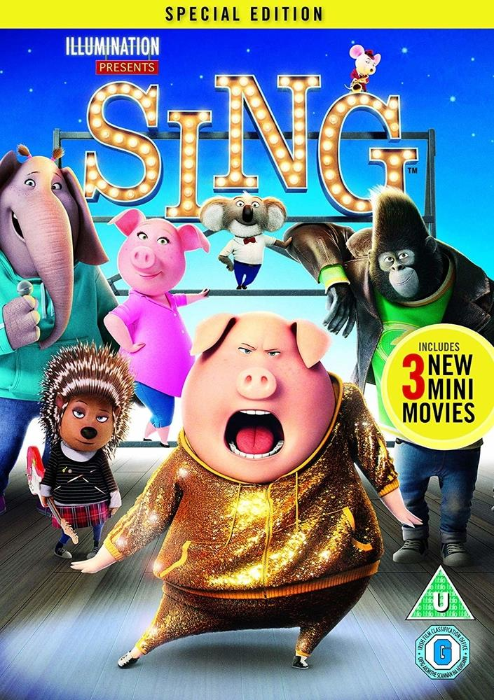 Picture of Sing DVD
