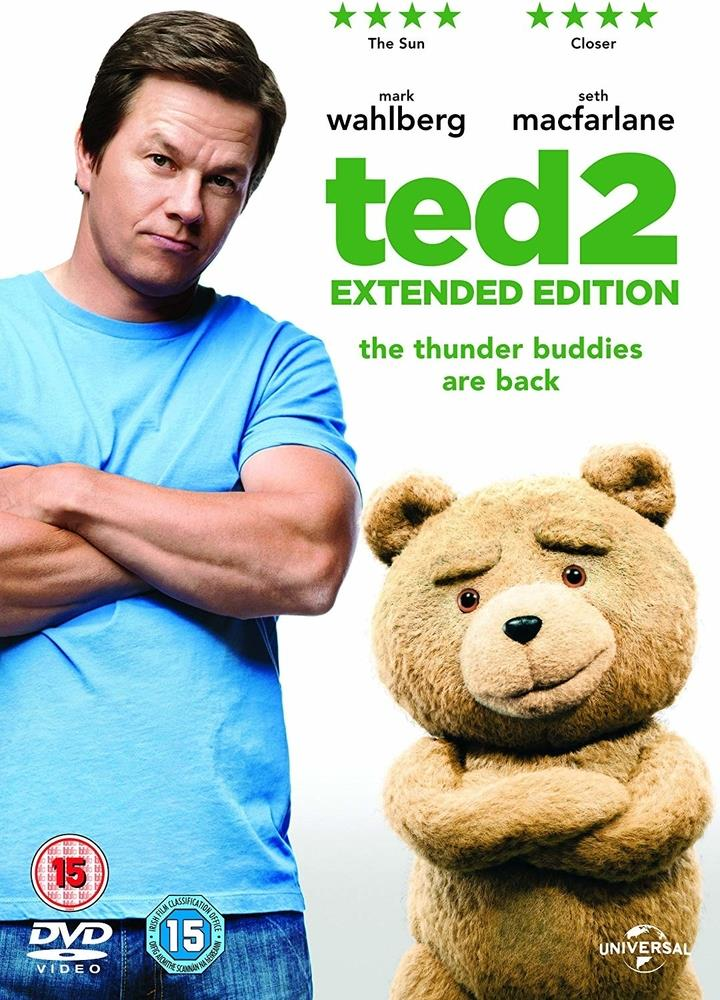 Picture of Ted 2: Extended Edition DVD