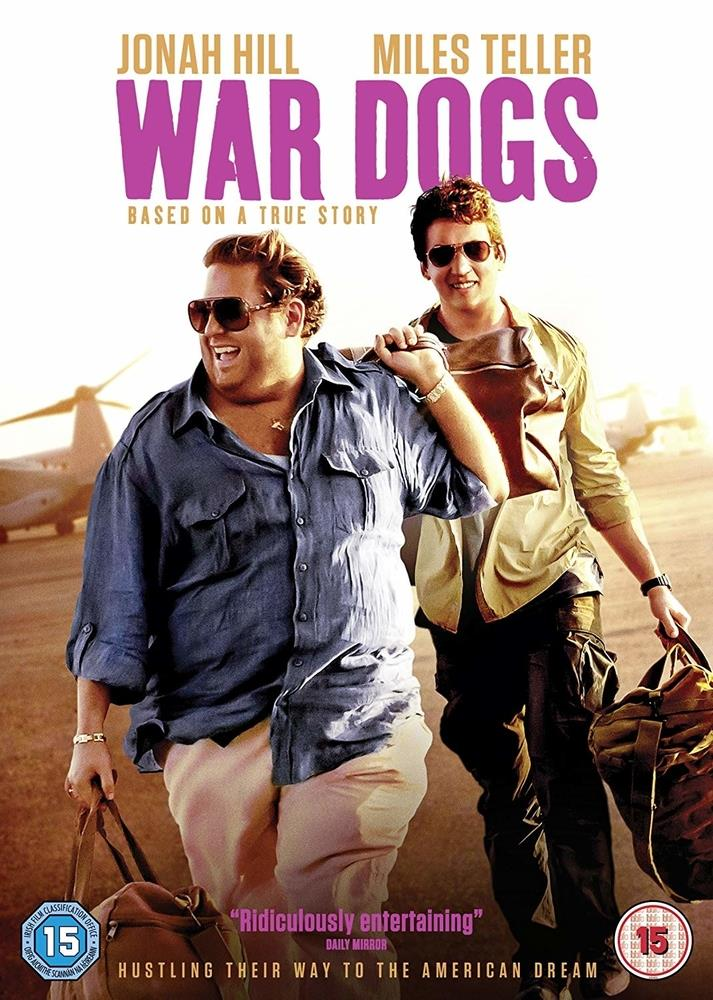 Picture of War Dogs DVD