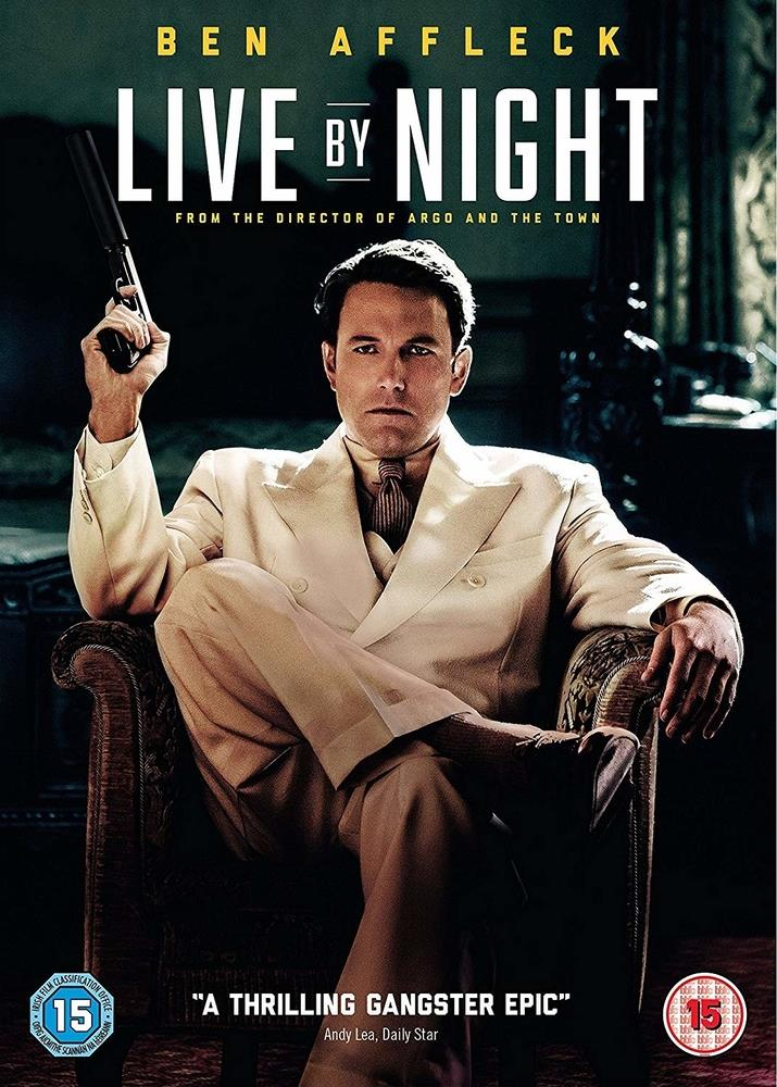 Picture of Live By Night DVD