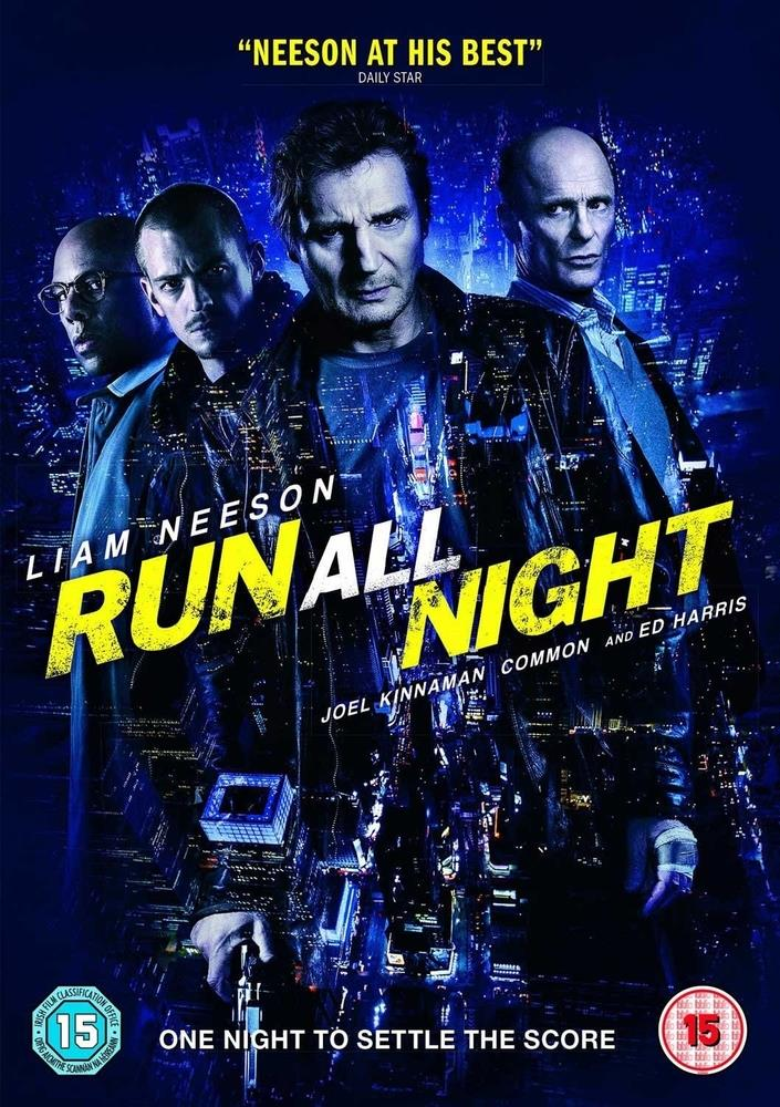 Picture of Run All Night DVD